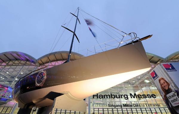Guter Start für Bootsmesse Hanseboot