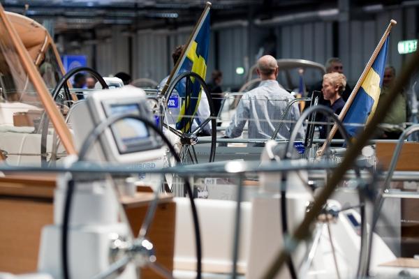 Scandinavian Boat Show in Stockholm eröffnet