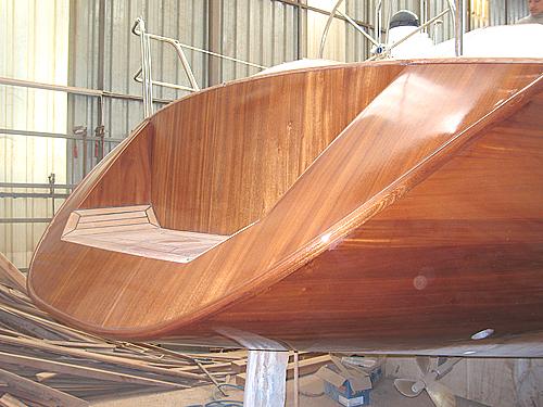 Moderne segelyachten  Moderne Segelyacht - Design: van der Stadt gebraucht kaufen bei ...