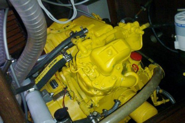 Motor überholt 2011