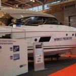 Weltpremiere auf der Salon Nautique: Virtess 420 Coupé von Bavaria. Foto: Bavaria Yachting