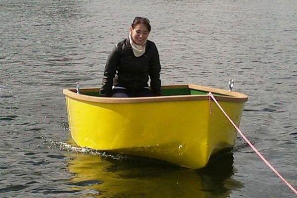 My-Electroboat AmmerixOne Beiboot