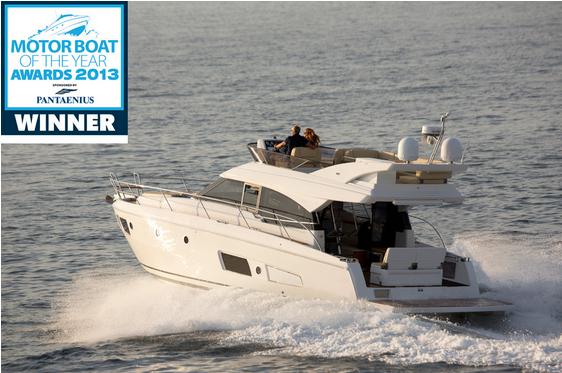 Virtess 420 als Motorboot des Jahres ausgezeichnet