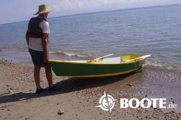 12′ Ruderboot Bootsbausatz