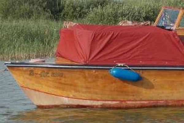 Boot mit Mütze