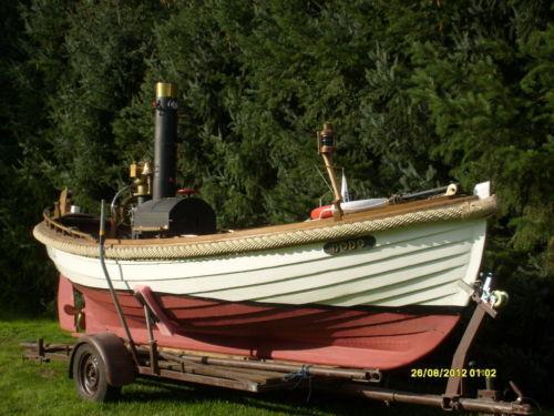 tuckerboot holzboot mit 15 ps diesel volvo md2 motor inkl. Black Bedroom Furniture Sets. Home Design Ideas