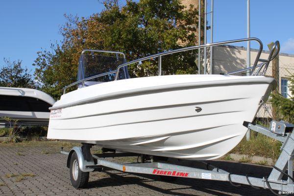 Neuboot Konsolenboot Angelboot Fischerboot –…