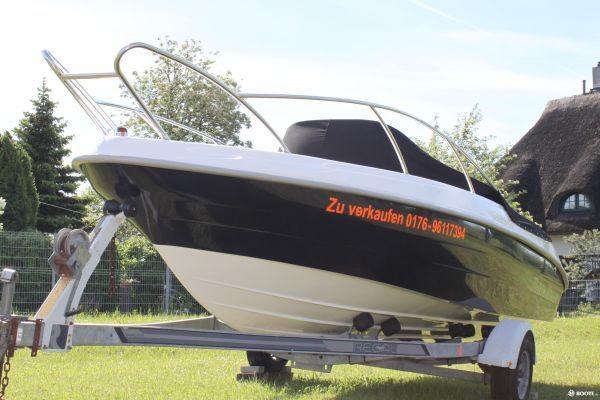 Neu- Konsolenboot Kajütboot Sportboot BalticLiner…