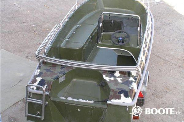 Neu – Konsolenboot Angelboot Fischerboot…