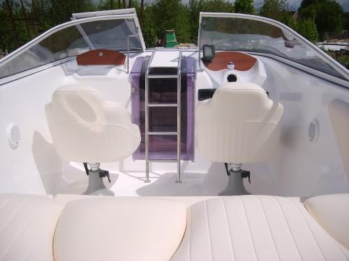 kaj tboot sportboot balticliner 2063 cuddy cabin neuboot. Black Bedroom Furniture Sets. Home Design Ideas