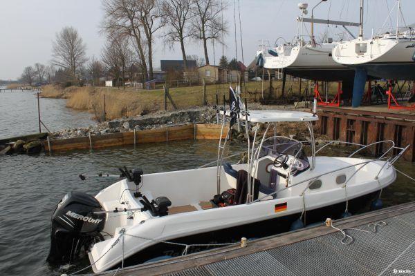 Kajütboot BalticLiner 2460 - Das Original! Trollingboot