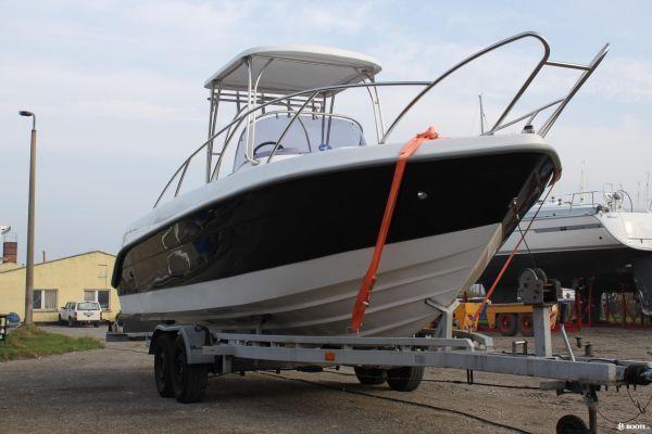 Neu – Kajütboot Konsolenboot Angelboot…