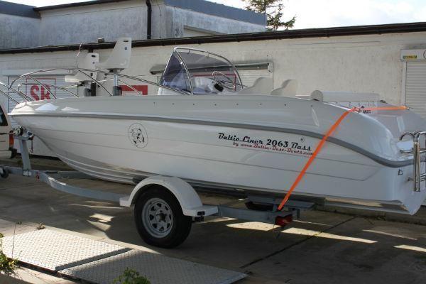 Neu – Angelboot Kajütboot Konsolenboot…