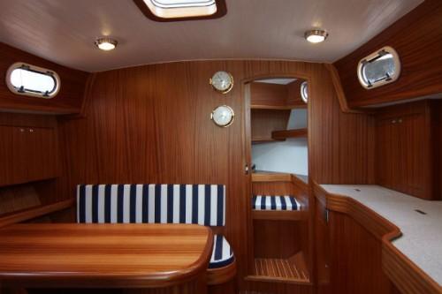 JANMOR 33 (like Nauticat) Premium