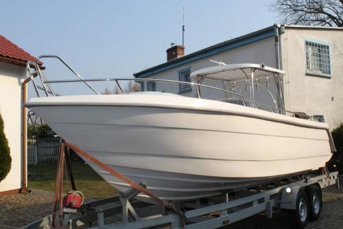 Premiere 2014! Neu- Konsolenboot Angelboot BalticLiner 2330 CenterConsole Walkaround- EINFÜHRUNGSPREIS!