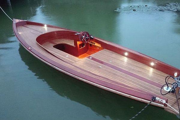 LagoOne Elektroboot