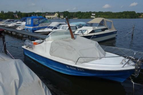 Escomar Boats 564