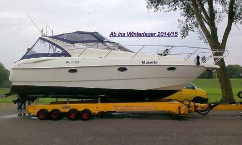 Gobbi 335 SC      Speedboat / Cruiser