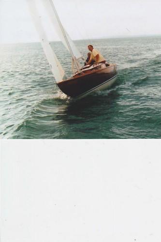 Bootsbau M.Hamma   22er Binnenkreuzer