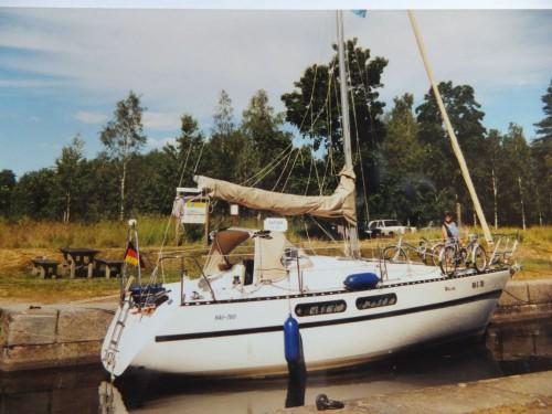 Nautic-Plast Hai 760 mit PSK Hub-Kiel