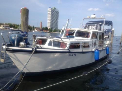 Stahlschiff Viking