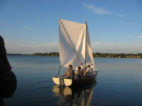 17′ Norwegische Jolle Bootsbausatz