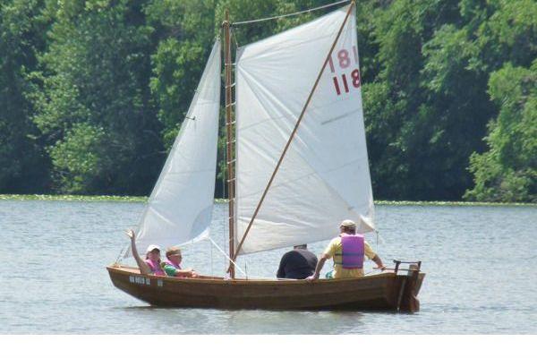 15′ Norwegische Jolle Bootsbausatz