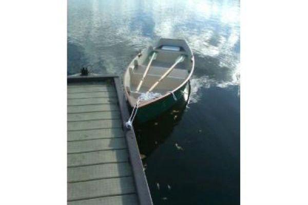10′ Ruderboot Bootsbausatz