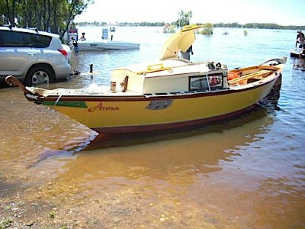 19′ Hjerting-Boot Bootsbausatz