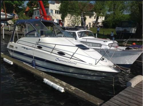 sportboot aquatron 2165 aft gebraucht kaufen bei. Black Bedroom Furniture Sets. Home Design Ideas