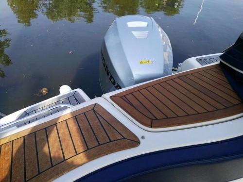 sportboot aqualine 690 weekend 99 26kw 135 00ps gebraucht. Black Bedroom Furniture Sets. Home Design Ideas