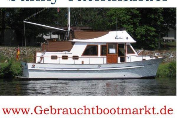 Hershine Marine AMS Trawler 37