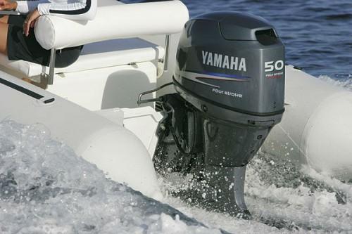 Yamaha F 50 H ETL