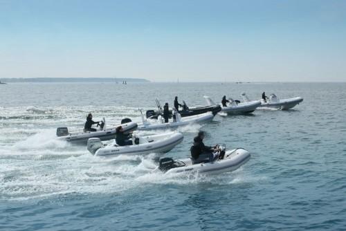 Schlauchboote der Marken Brig & Scanner & Technohull