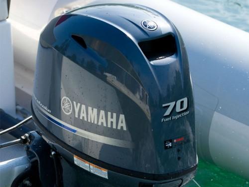 Yamaha F 70 A ETL