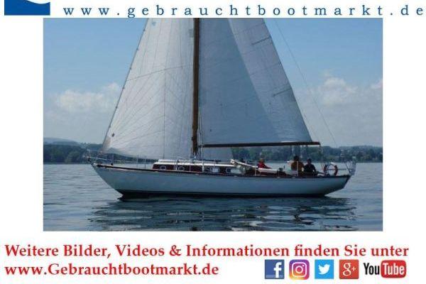 Stäheli 6,5 KR Seekreuzer Bodenseezulassung