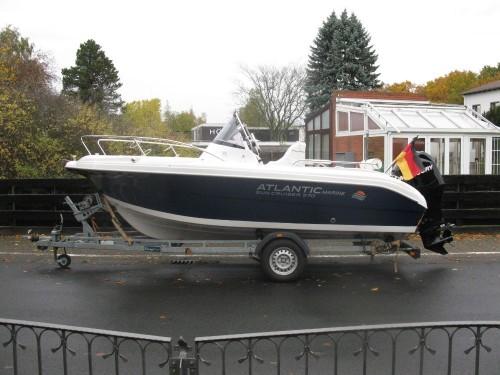 atlantic marine wa 560 suncouiser gebraucht kaufen bei gebrauchtboote markt. Black Bedroom Furniture Sets. Home Design Ideas