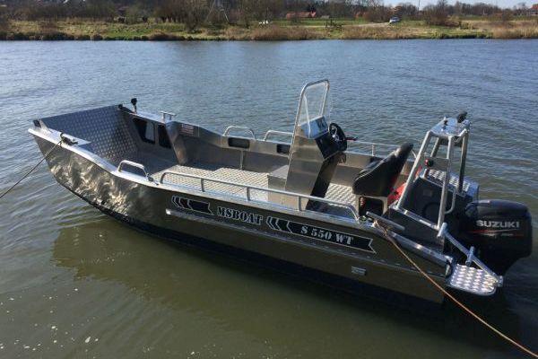 MS Boat S550WT