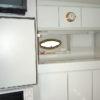 Boot Innen Küche