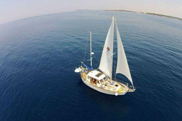 Nauticat 33 Segelyacht