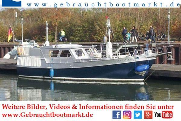 De Ruiter Trawler 37 MS