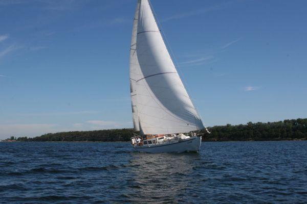 Yacht Classic Langkieler Sloop