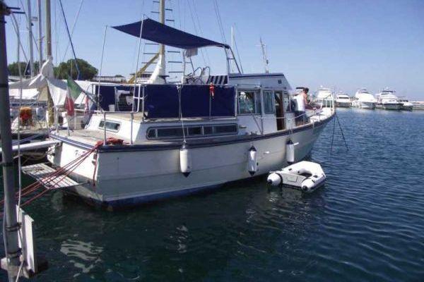 Moschini Trawler 40 Diesel