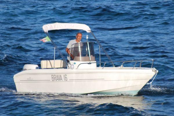 Mingolla Brava 16 Konsolenboot Offen…