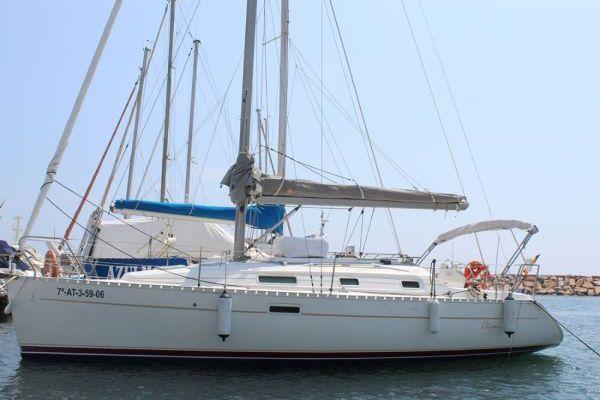 1navisurest barcos ocasion beneteau oceanis clipper 311