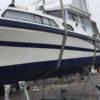 Motorboot 2x 55PS Diesel