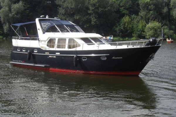 Visser Jachting, Concordia 127AC