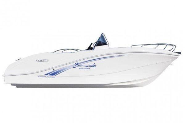 Okiboats 545 Barracuda