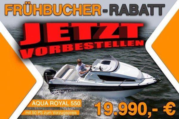 Aqua Royal 550 Cruiser +…