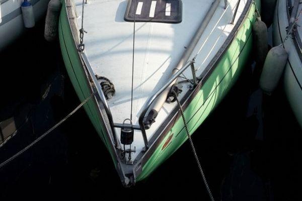 Segelboot Comet 770 mit Kabine